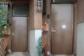 玄関ドアリフォーム取替 トステム 名古屋