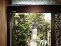 玄関ドア網戸取付 施工例 名古屋