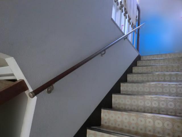 階段手すり設置工事 施工事例 名古屋