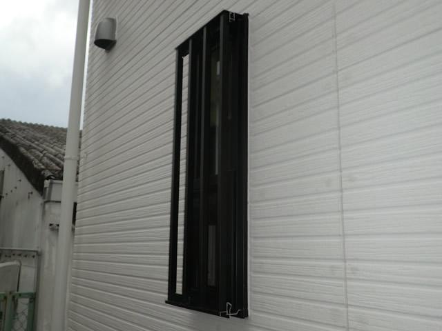 木製玄関ドアの錠前取替工事  施工事例 名古屋