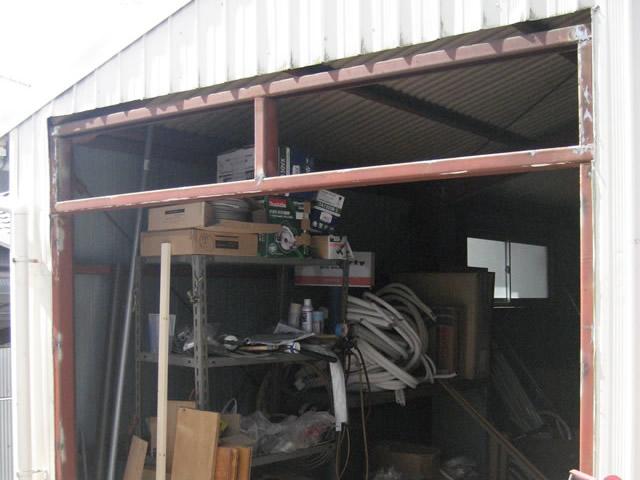 室内面格子取付工事 窓の防犯対策 施工事例 名古屋