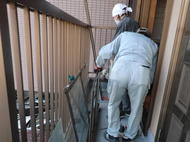 ブラインド取付工事 夏の日差し対策に タチカワブラインド シルキー 施工事例 名古屋