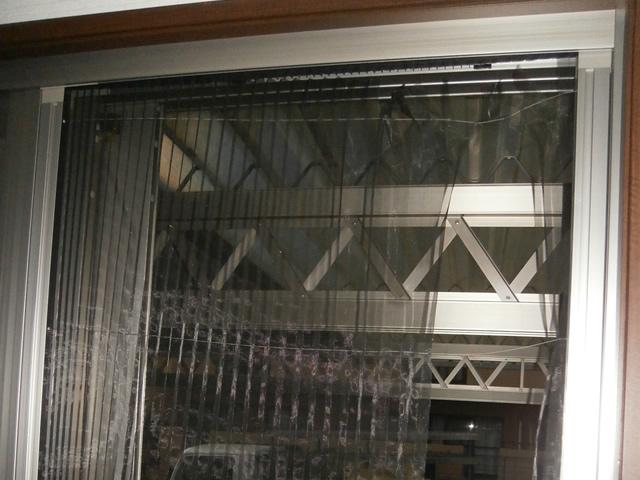 セッパンガレージ3台用 雪や風に強いアルミ折板カーポート 施工事例 名古屋
