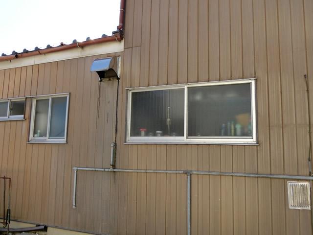 面格子で窓の防犯対策 ヒシクロス面格子 施工例 名古屋