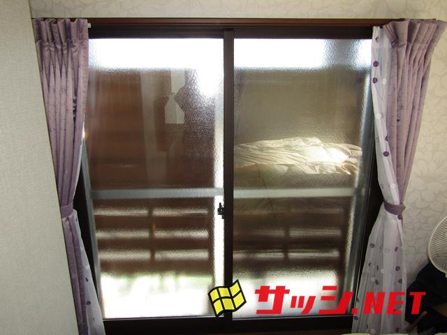 窓の寒さ対策、結露対策 LIXIL内窓インプラス 施工事例 名古屋市瑞穂区