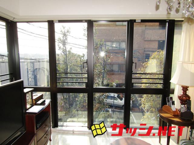 窓の寒さ対策 LIXIL内窓インプラスLOW-E複層ガラス 名古屋市千種区
