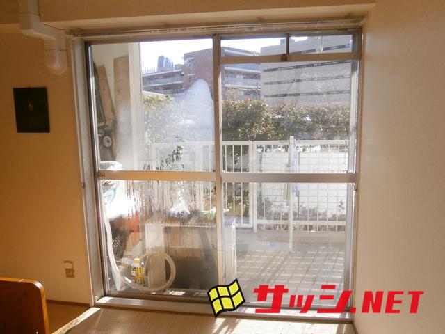 窓の結露対策 寒さ対策 リクシル内窓インプラス 施工事例 名古屋市千種区