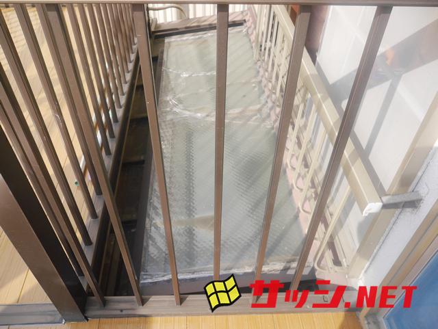 トップライトガラス修理、交換 施工事例 名古屋市緑区