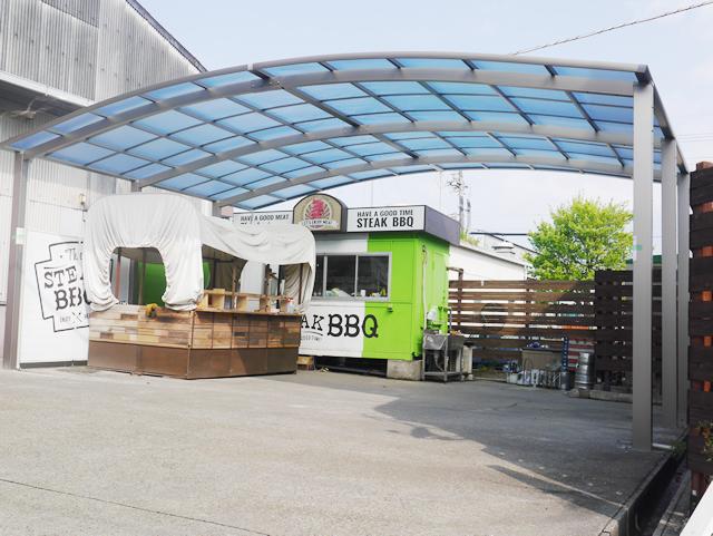 名古屋市緑区 カーポート【三協立山 セルフィ】の取替工事 完成写真④