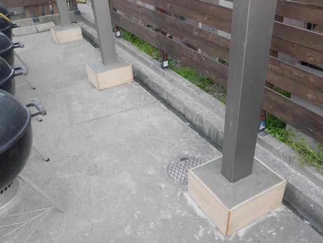 名古屋市緑区 カーポート【三協立山 セルフィ】の取替工事 完成写真⑤