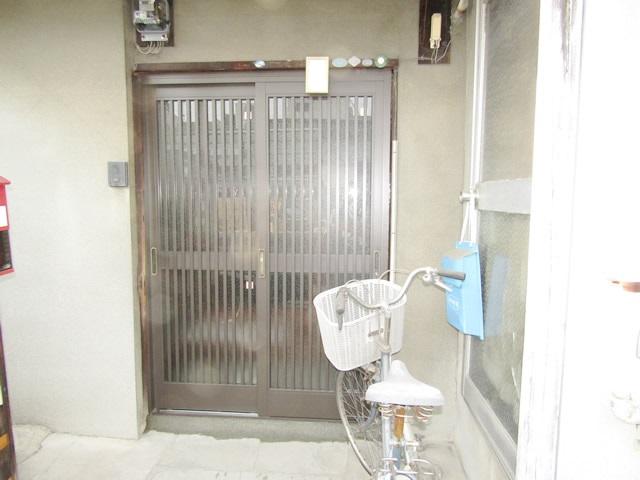 名古屋市南区M様邸【LIXIL】玄関引戸ドア取付工事 施工後