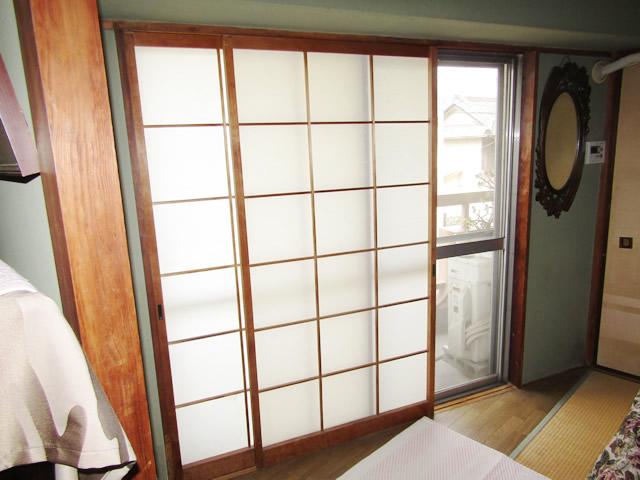 名古屋市南区 LIXIL 内窓インプラスPG 取付工事 施工前
