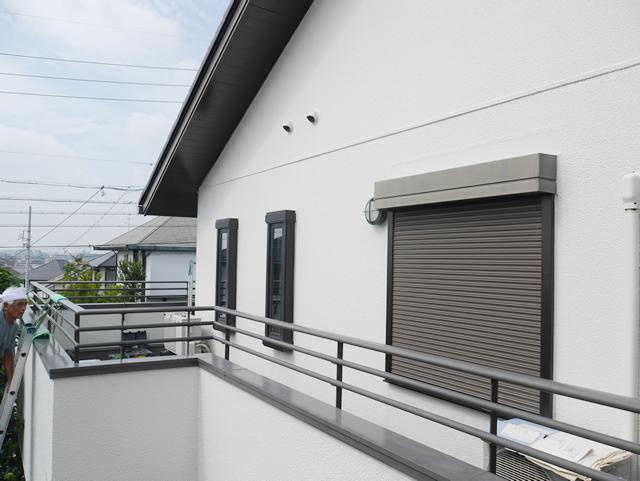 名古屋市緑区 LIXIL パワーアルファ 2階テラス工事 施工前