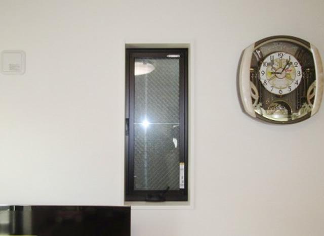 名古屋市守山区 開き窓 リクシル 内窓インプラス 取付工事 施工前