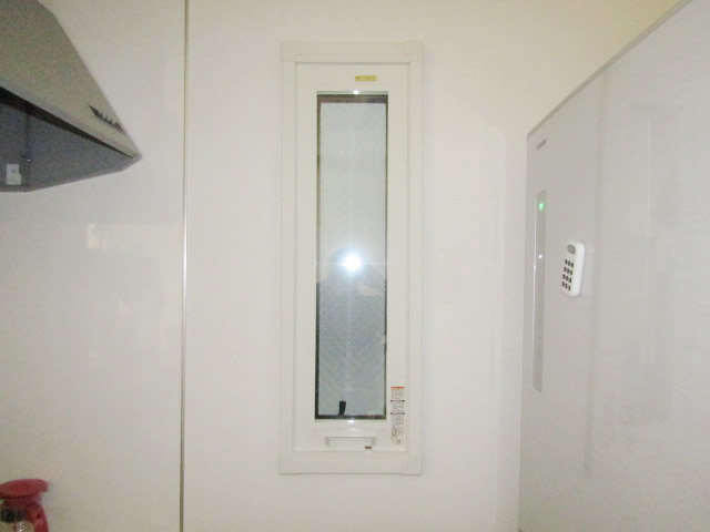 名古屋市守山区 FIX窓 リクシル 内窓インプラス 取付工事 施工後