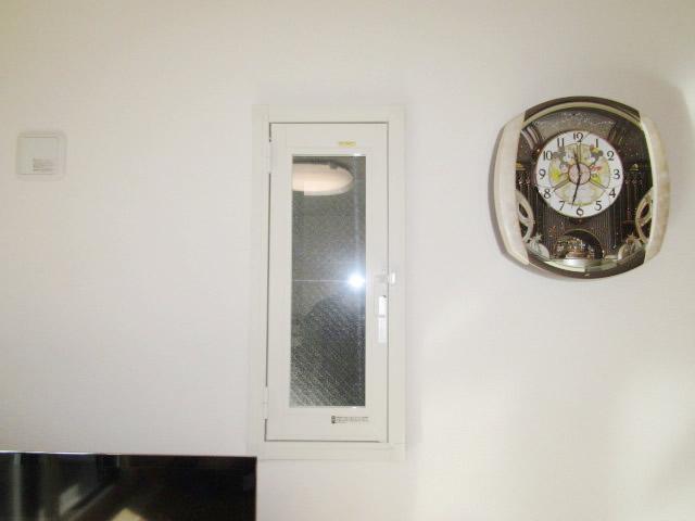 名古屋市守山区 開き窓 リクシル 内窓インプラス 取付工事 施工後