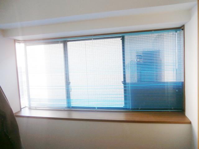 名古屋市千種区 リクシル 内窓インプラス 引違い4枚建 取付工事 施工前