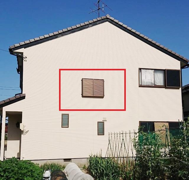 名古屋市中村区 YKKAP 多機能アルミルーバー 上下同時可動 左右連動 内観左操作 ブラウン 施工後
