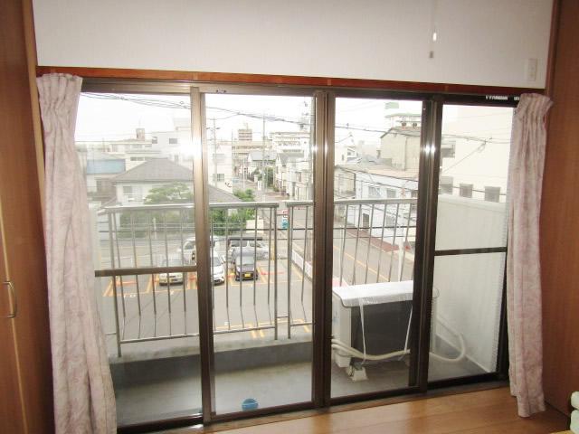 名古屋市西区 真空ガラス スペーシア 日本板硝子製 取り替え工事 施工後