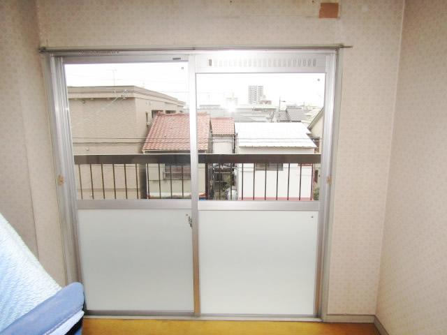 名古屋市中村区 真空ガラス クリアFit    ガラス取り替え工事 施工後