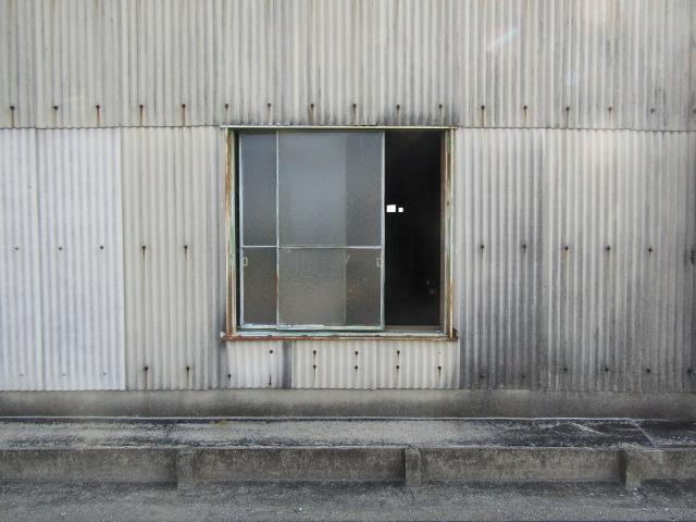 三重郡川越市 サッシ取り替え工事 カバー工法 施工前