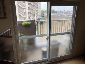 名古屋市西区インプラス ペアガラス仕様施工事例