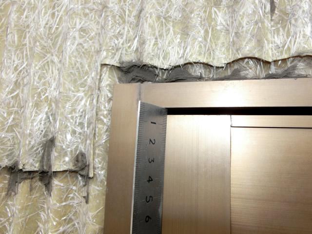 事務所ドアの丁番修理、交換 施工事例 名古屋市港区