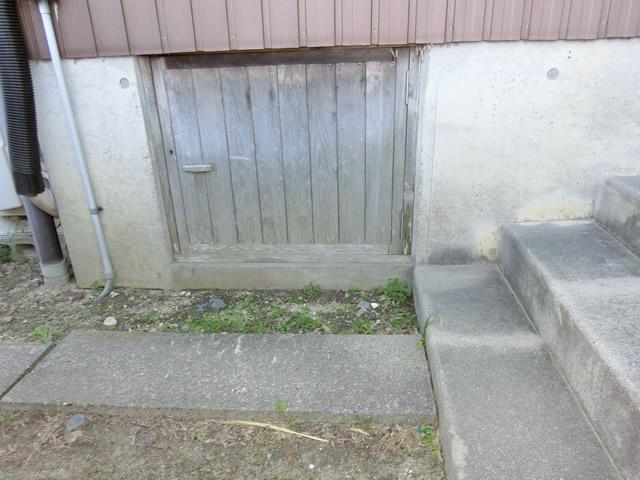 木製扉からアルミ扉へ取替工事 施工事例 名古屋市港区