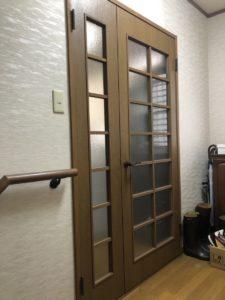 名古屋市中区Y様邸 ドア施工事例【施工前】