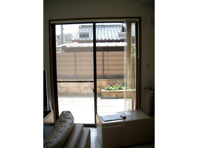 窓ガラスの防犯対策 真空ガラススペーシアSTII 名古屋市
