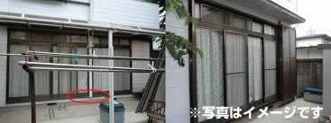 雨戸取付による防音対策 春日井市