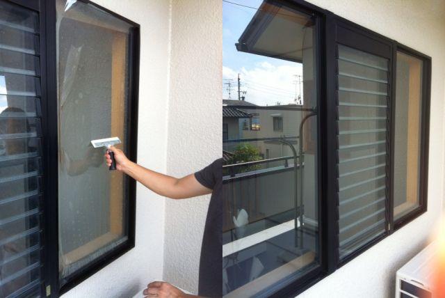 防犯フィルム工事 窓の防犯対策