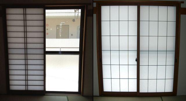 窓の防犯対策に 内窓インプラス 名古屋市