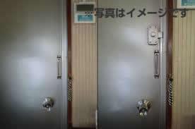 玄関ドアの防犯対策 補助錠取付 名古屋市