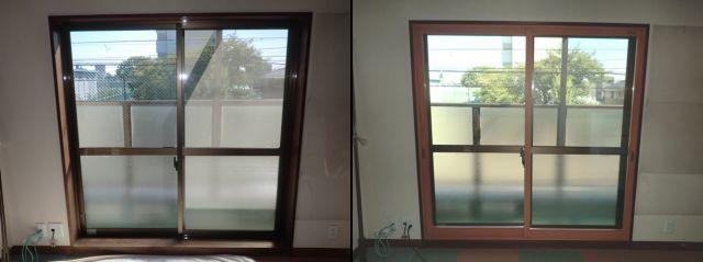二重窓インプラス 断熱対策、防音対策、結露対策 一宮市