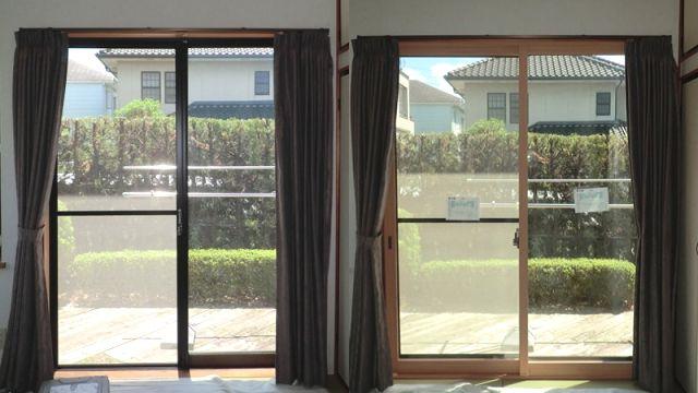 防音対策にも トステム製 内窓インプラス