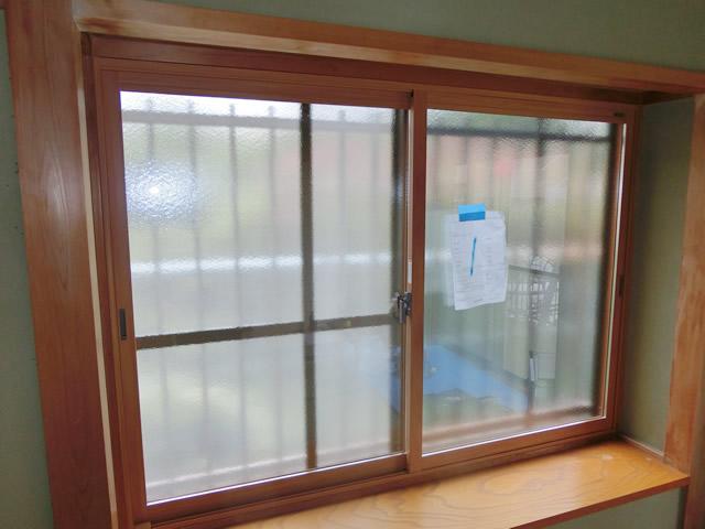 冬場のいや〜な結露対策に 内窓インプラス 名古屋市