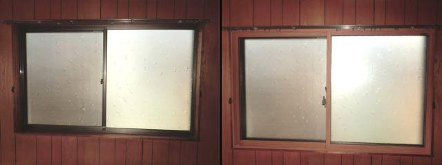 窓の断熱対策、結露対策 トステム製 二重窓インプラス 名古屋市