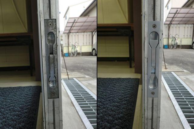 型板ガラス修理、交換 名古屋市