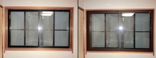 トステム製 二重窓インプラス 窓の防音対策、結露対策 海部郡蟹江町