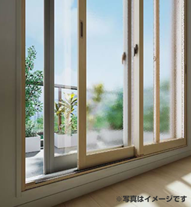 二重窓で窓の防犯対策 防音対策 結露対策 名古屋市