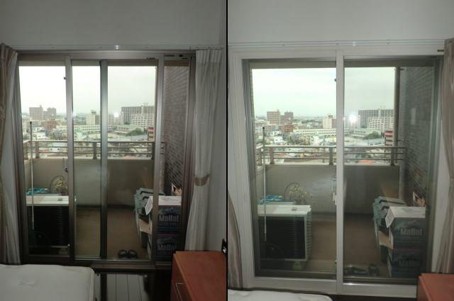 窓の防音対策に トステム製 内窓インプラス 名古屋市