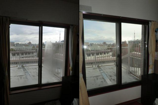 トステム製 二重窓インプラス 窓の結露対策、寒さ対策 名古屋市