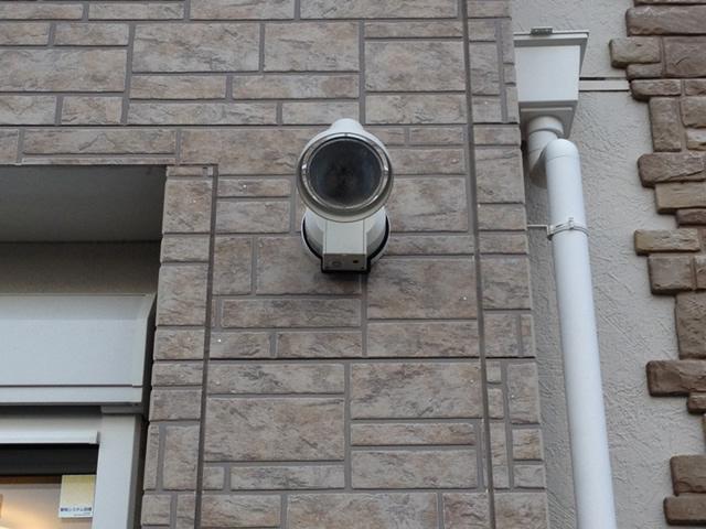 外回りの防犯対策に有効 屋外センサーライト設置工事 日進市