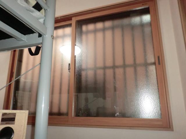 窓の結露対策、寒さ対策に トステム製内窓インプラス 名古屋市