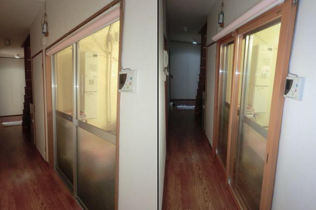 結露対策 内窓インプラス工事 名古屋市