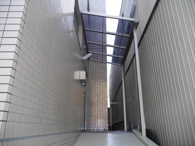 テラス屋根工事 LIXIL パワーアルファ 名古屋市
