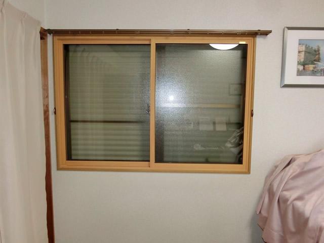 暖房の効きが悪い 窓の結露対策 LIXIL内窓インプラス 名古屋市千種区