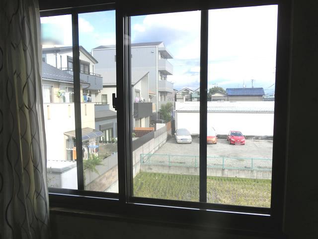 窓の防音対策 LIXIL内窓インプラス 名古屋市北区