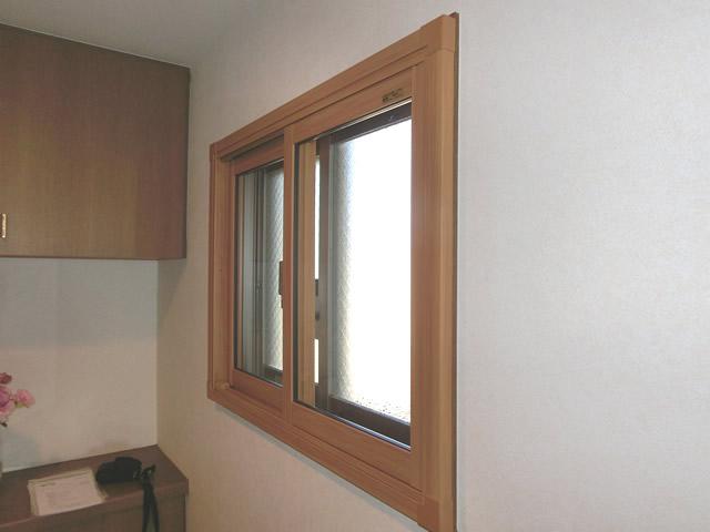 窓の結露軽減 LIXIL内窓インプラス 名古屋市中川区